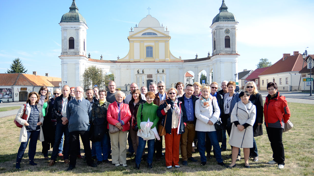 Szkolenie Urzędu Miasta Łomży W Tykocinie – Październik 2015