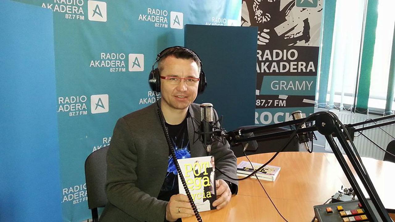 Wywiad Dla Radia Akadera