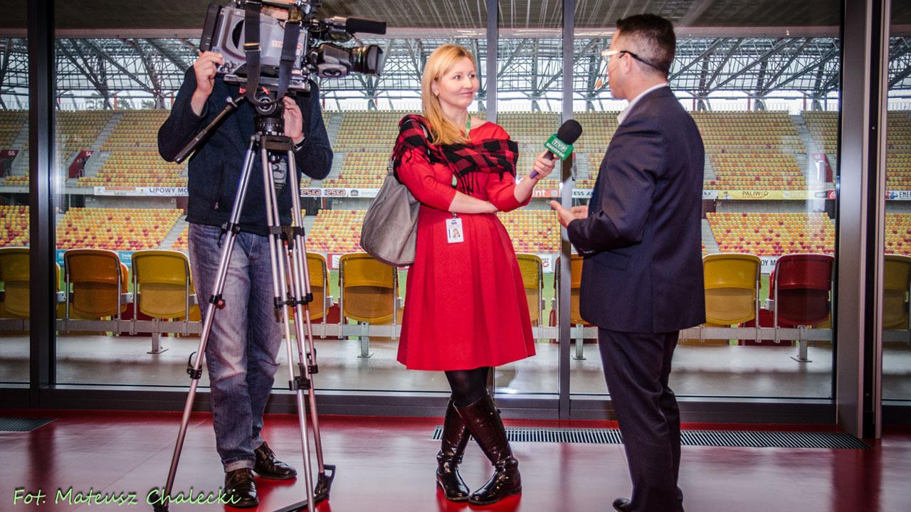 Wywiad Z TVP Białystok – Listopad 2015
