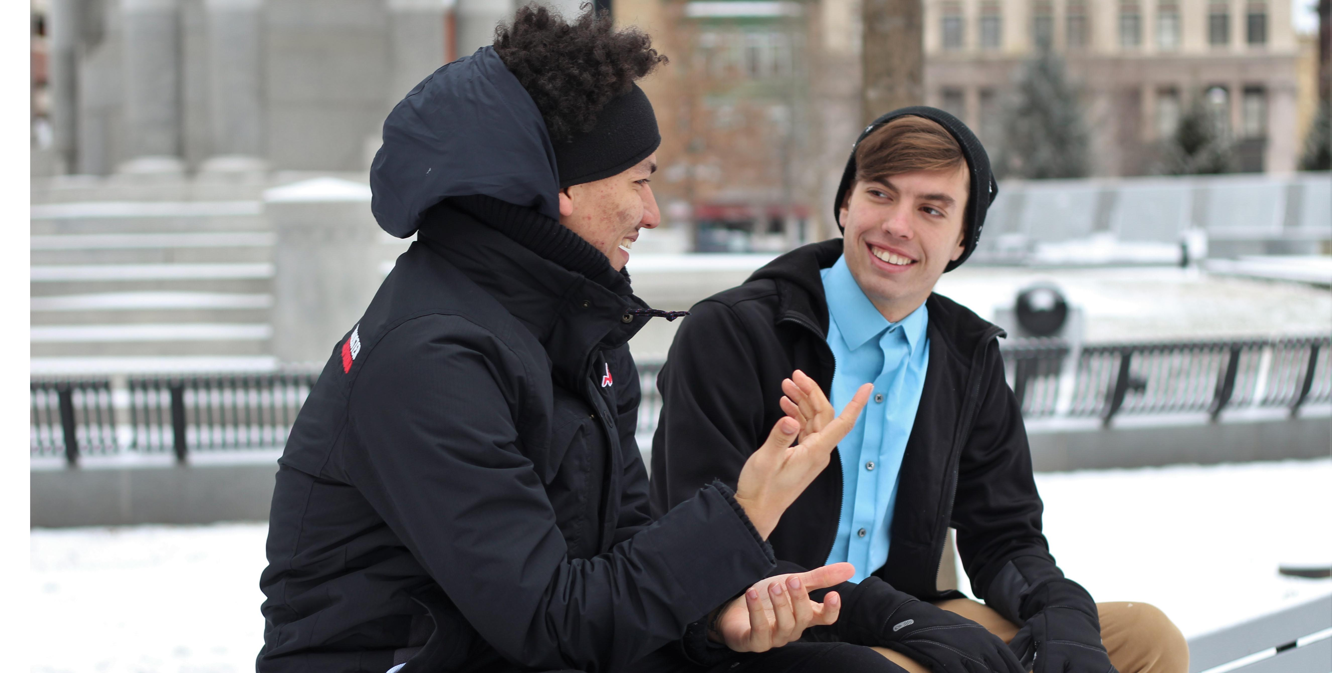 Jak Zacząć Rozmawiać Z Nieznajomym?