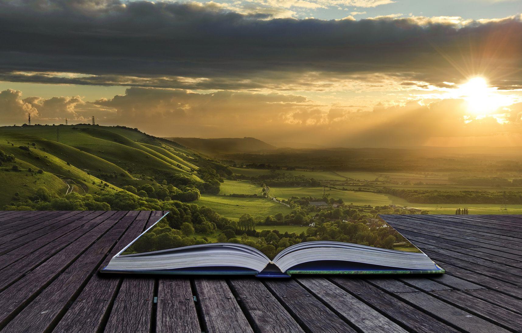 wiedza, książka, wyobraźnia